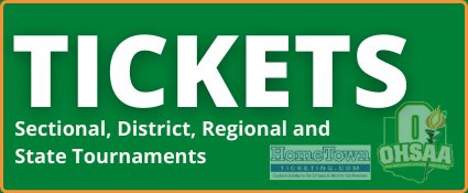 OHSAA Fall Online Ticket Sales